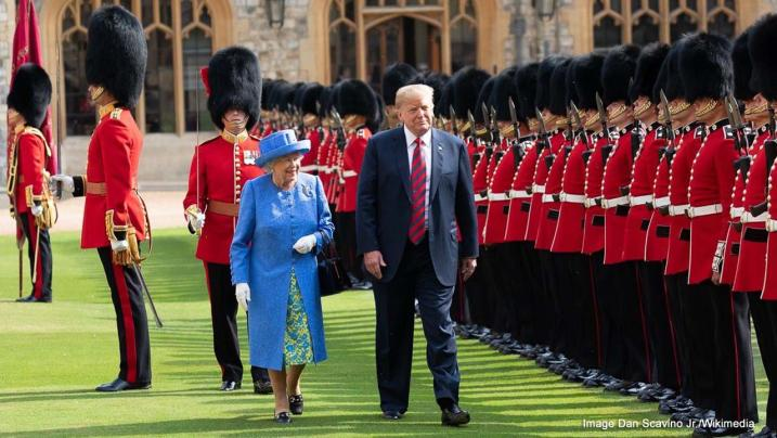 US President Donald Trump to visit Britain on 75th anniversary of D-Day
