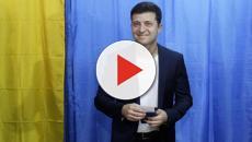 Ucraina, Vladimir Zelensky è il nuovo presidente: la parodia diventa realtà