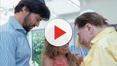 Patrícia Abravanel faz cirurgia genital em seu filho, neto de Silvio, e causa polêmica