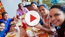 Filha posta foto de chef famosa do Sri Lanka pouco antes de morrer em ataque