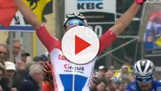 Amstel Gold Race, fenomeno Van der Poel: 'Non stavo bene, poi ho visto staccarsi Sagan'