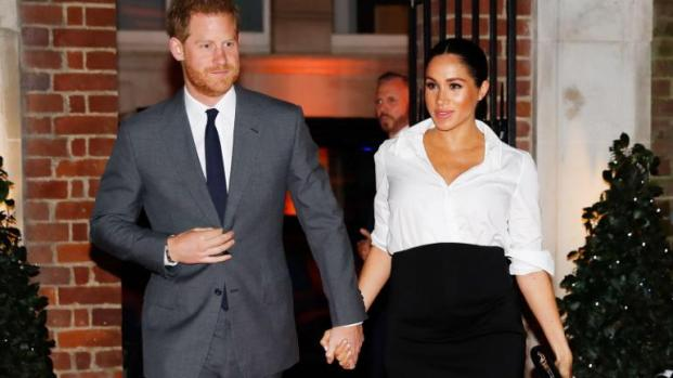 Harry and Meghan are being lined up for a three-year assignment in Africa