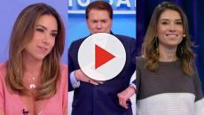 Silvio Santos tira sarro com namoro de Rebeca e Pato: 'ela vai colocar ovos a 3 por 2'