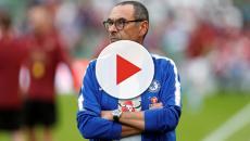 Maurizio Sarri, presunti insulti al termine di Chelsea-Burnley: 'Italiano di m...'