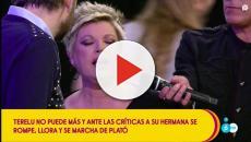 Terelu Campos abandona afirma que abandonará para siempre Sálvame