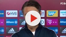 FC Bayern: Robben ist optimistisch - PK vor Werder Bremen im DFB-Pokal