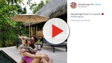 Ferragni e Fedez senza Leone in vacanza per non perdere i soldi spesi: critiche sul web