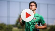 Pedro pode ser titular do Fluminense contra o Santa Cruz