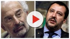 Gad Lerner accusa Salvini di imitare Mussolini