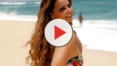 Viviane Araújo posta vídeo e fãs interpretam como indireta para Gracyanne Barbosa