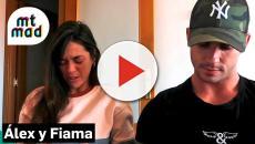 Álex y Fiama rompen su relación a solo unos meses de su boda