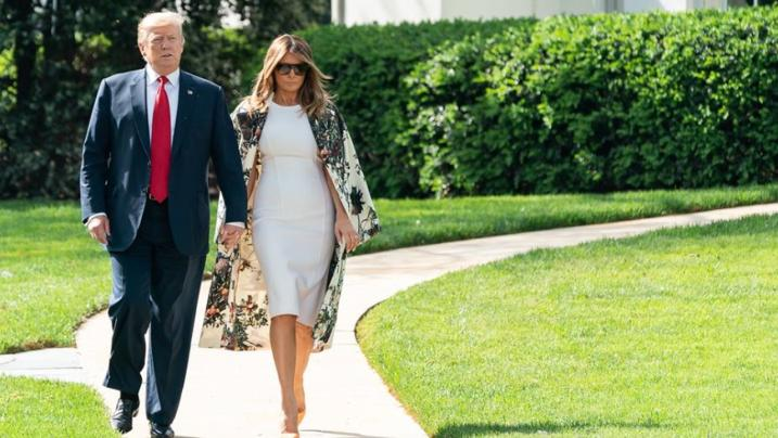 Donald Trump and First Lady Melania will visit the UK for a State Visit