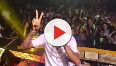 O DJ Rennan da Penha se entregou a polícia