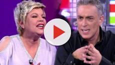 Kiko Hernández dice que Terelu está 'reventada' porque no puede ser presentadora de nuevo