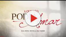 Rosaura finge estar ofendida com a proposta de Rogério