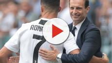 Juventus, l'Inter si avvicina: per Cristiano Ronaldo e Bonucci conta solo vincere