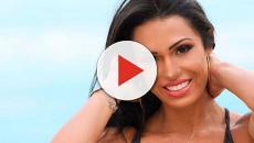 Gracyanne Barbosa é criticada por internauta e desabafa na web