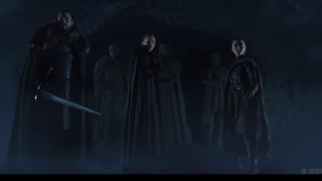 New GoT theory explains why hiding in the Crypts of Winterfell is not a mistake
