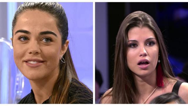 Por hablar con Julen, Violeta Mangriñan se pelea con Jennifer Baldini