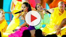 Anitta se apresentou ao vivo no Latin Billboard Music Awards