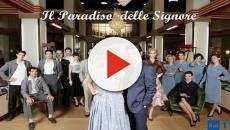 Anticipazioni Il Paradiso delle signore al 3 maggio: Sandro dedica una canzone a Tina