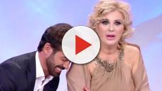 Anticipazioni Uomini e Donne Over, Stefano insulta Tina: 'Fai schifo'