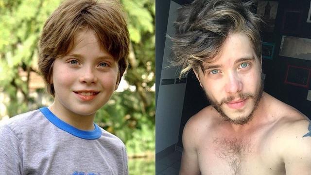 Ex-atores mirins que cresceram e fazem sucesso pela beleza