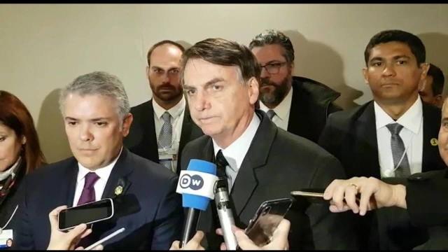 Bolsonaro retruca Lula após declarações do petista em entrevista na prisão