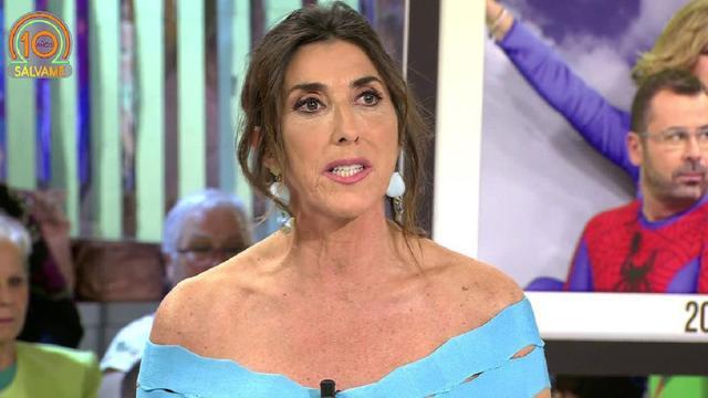 Belén Esteban logra enfurecer a Paz Padilla durante el programa aniversario de Sálvame