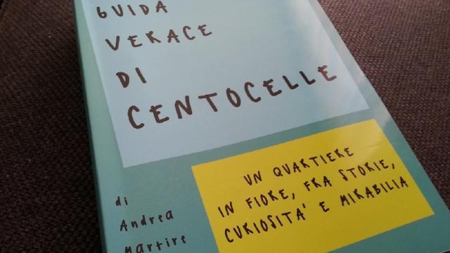 Guida Verace di Centocelle: intervista all'autore, Andrea Martire
