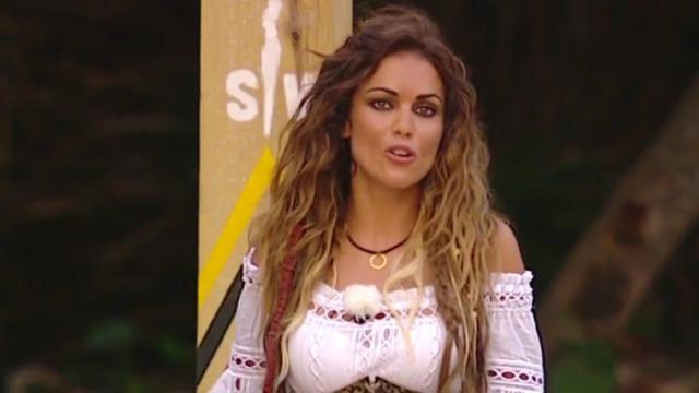 Lara Álvarez se enfada con Violeta por acusar a sus compañeros de tramposos