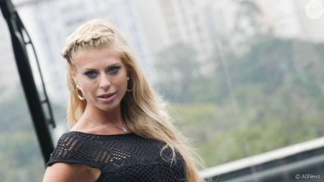Corpo da modelo Caroline Bittencourt é encontrado 22 km distante do local do acidente