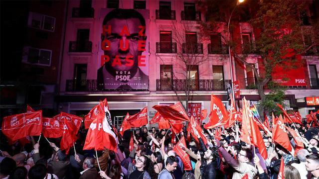 Spagna: elezioni politiche record, affluenza grandissima e vittoria ai socialisti
