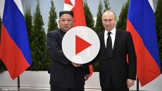 Russia rolls out red carpet as Vladimir Putin meets Kim Jong-un