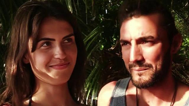 Logan y Sofía Suescun vuelven a tontear en la gala de Supervivientes 2019