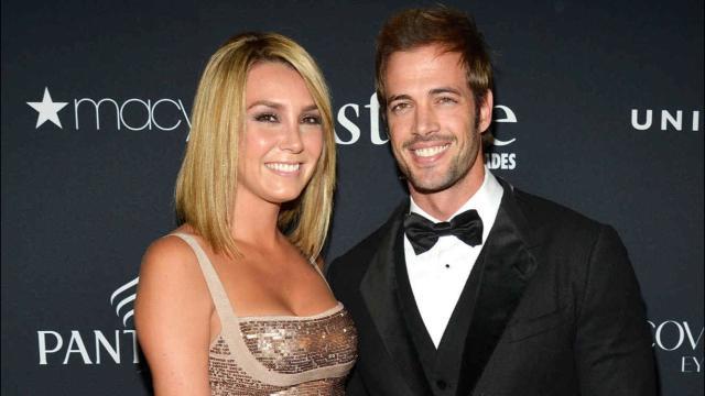 Filha de William Levy e Elizabeth Gutiérrez rouba cena na internet com vestido de gala