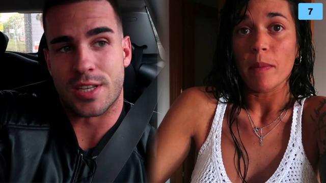Álex Bueno y Fiama, expareja de MYHYV, se reencuentran en MTMAD tras su ruptura