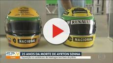 'Senna Day' arrasta multidão ao autódromo de Interlagos