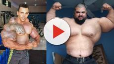 Hulk iraniano pode estrear no MMA contra o Hulk brasileiro