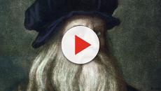 Mecha de cabelo de Leonardo Da Vinci é exposta em museu na Itália