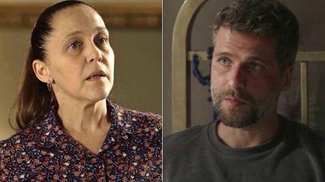 Em 'O Sétimo Guardião', Judith briga com Gabriel e revela que Arnaldo será o líder