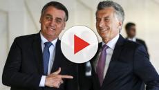 Jair Bolsonaro irrumpe en la campaña política argentina en contra de Cristina Kirchner