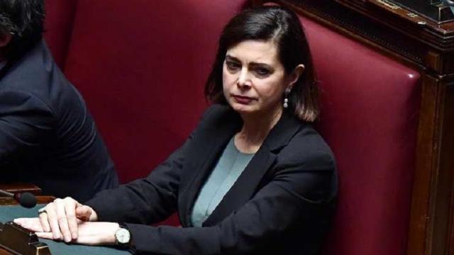 'Un pessimo esempio', Laura Boldrini attacca Salvini in aula
