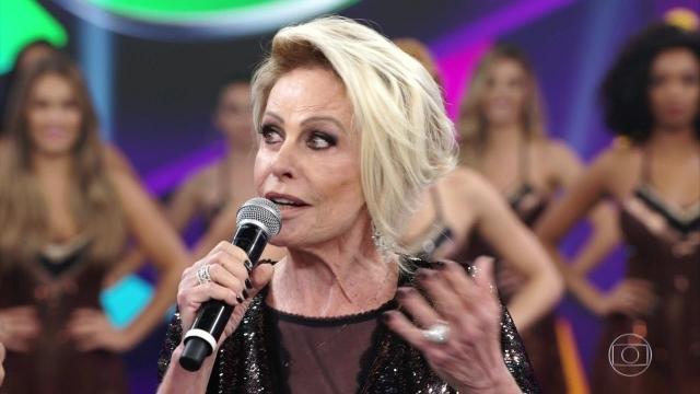 Ana Maria Braga revela que esteve muito perto da morte: '30% de chance de sobreviver'