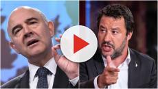Moscovici ospite a DiMartedi, giudizio negativo su Salvini