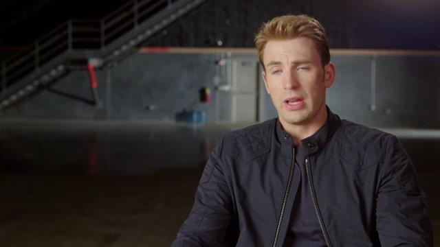 Chris Evans confirmed to be finished playing Captain America