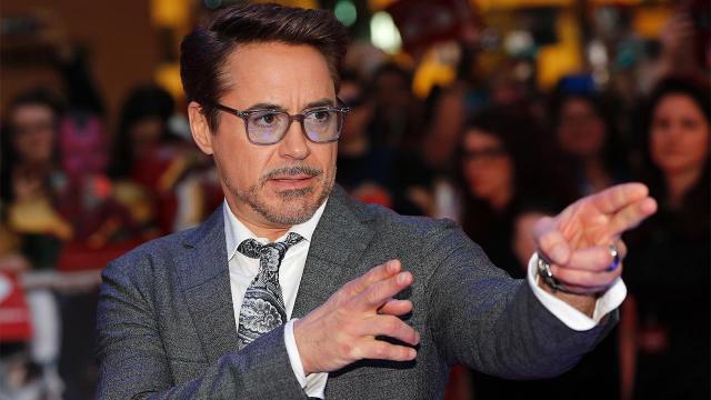 Curiosidades a respeito do ator Robert Downey Jr