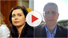 Dimartedì, Laura Boldrini si scontra con Mario Giordano