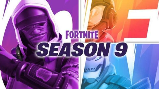'Fortnite' season 9: Tilted Towers and Retail Row are back