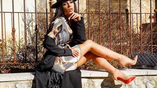 Laura Lempika nie être enceinte et dément les rumeurs